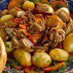 Думляма — мясо с овощами по-узбекски