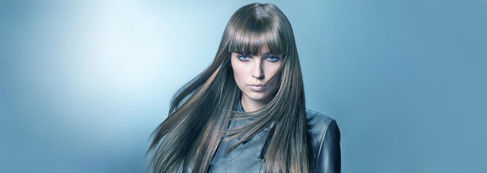 Как покрасить волосы в холодный пепельно-русый цвет профессиональной краской Estel