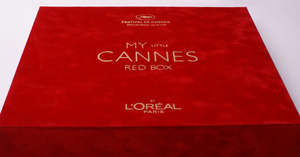my little cannes red box