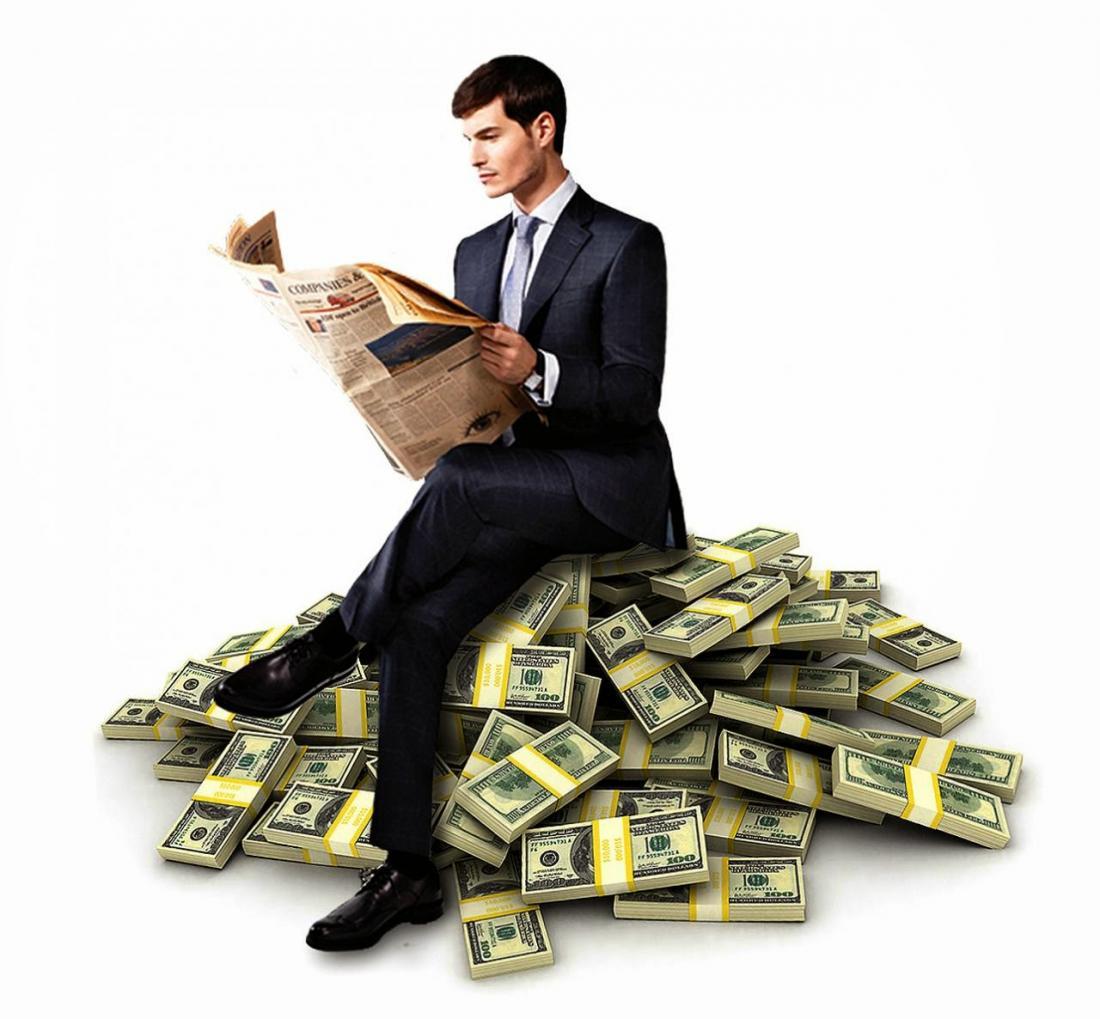 Тест: Что вам нужно для финансового процветания?