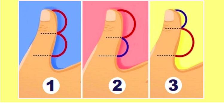 Что может рассказать о личной жизни ваш большой палец?